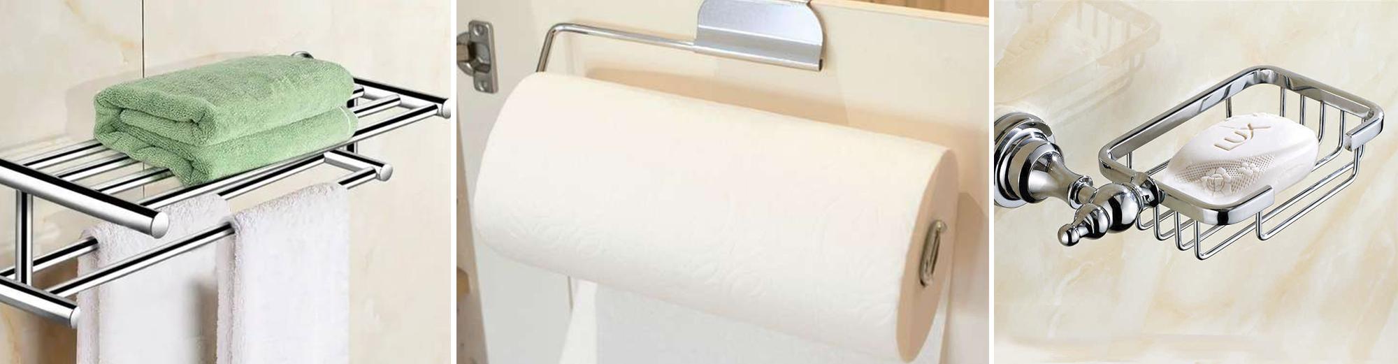 Аксессуары для ванной Zerix