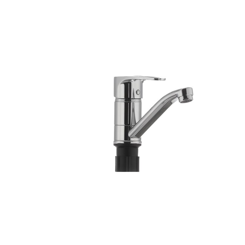 Смеситель для кухни Haiba XIDE 555 (излив 15 см) (HB0404) - 1