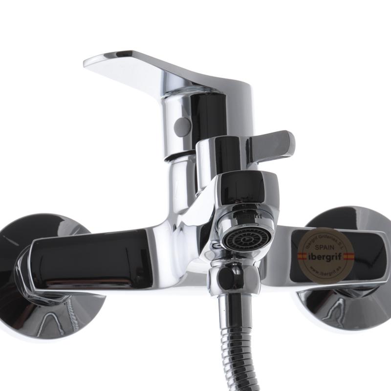 Змішувач для ванни IBERGRIF STAR M13257 (IB0011)