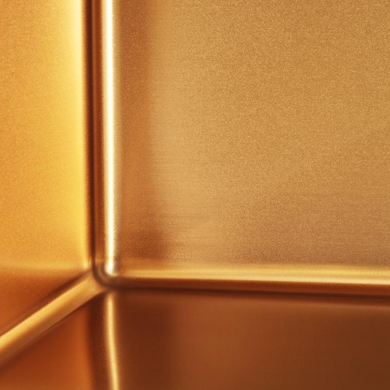 Мойка MIXXUS MX7844-200-x1.2-PVD-GOLD (MX0563)