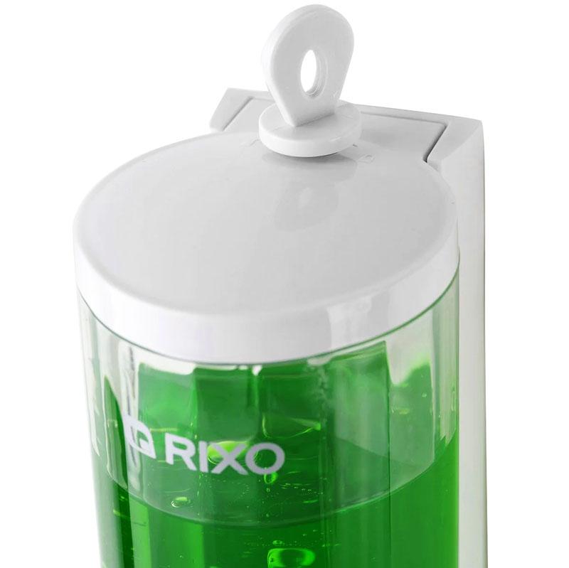 Дозатор жидкого мыла универсальный Rixo Lungo (S006W)