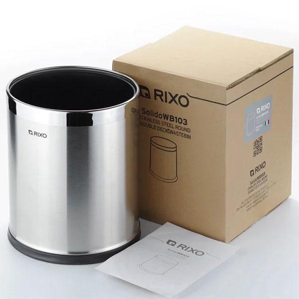 Корзина для мусора Rixo Solido (WB103S)