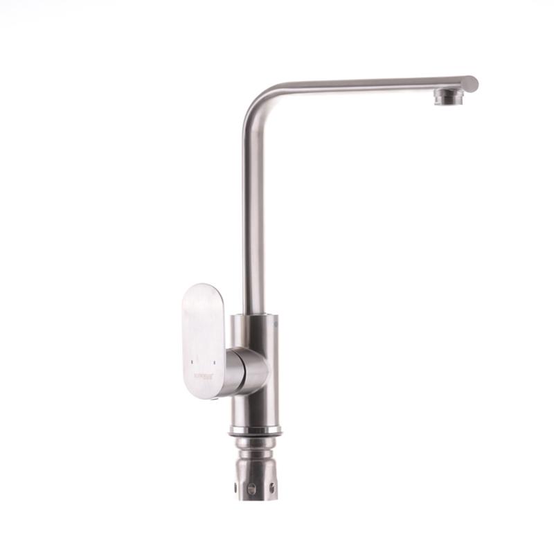 Змішувач для кухні MIXXUS EVA-011 (нерж. сталь SUS304) (MI5785) - 2