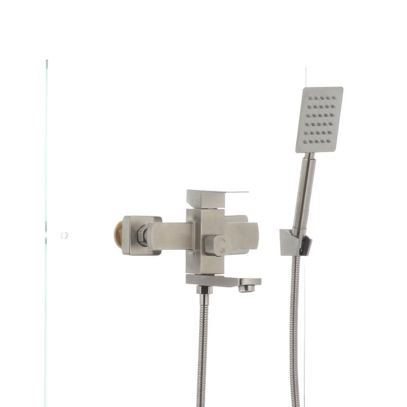 Смеситель для ванны MIXXUS KUB-009 (SS2850) - 1