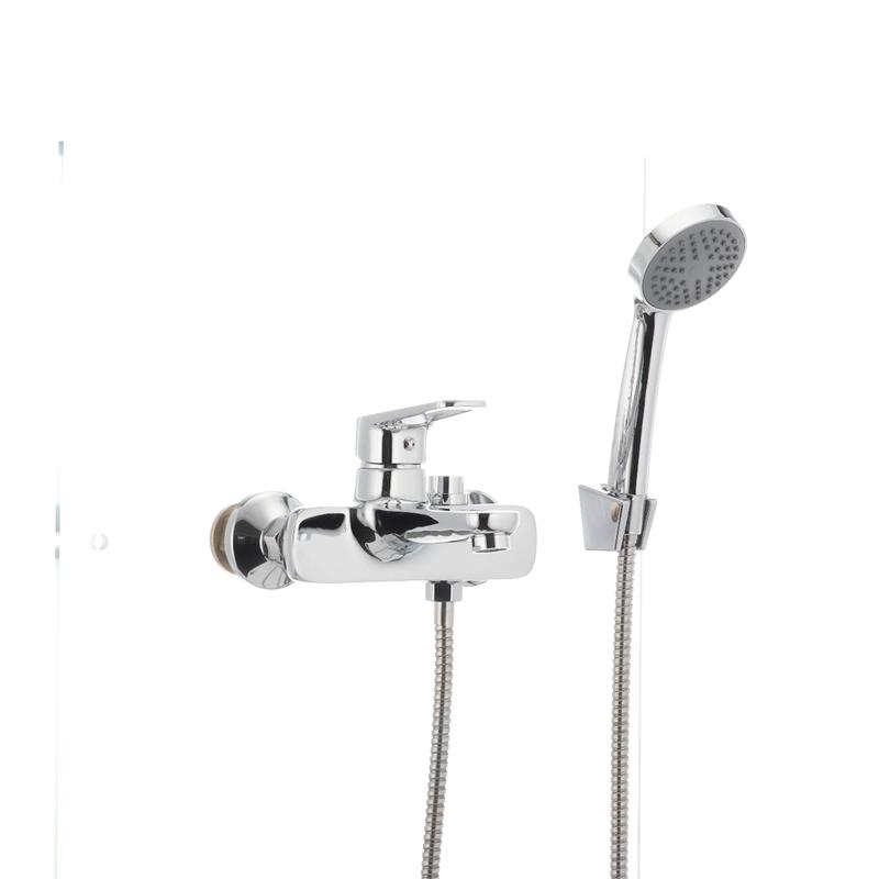 Смеситель для ванны MIXXUS NEVADA 009 (перекл. кнопкой) (MX0013) - 1