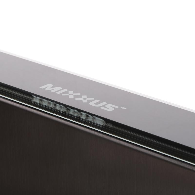Мойка MIXXUS MX(304)6051-200x1.2-HM-GLASS (MX0573)