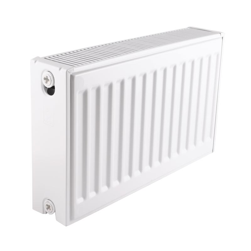 Стальной радиатор 22х300х600.B KOER (нижнее подключение) (RAD099)