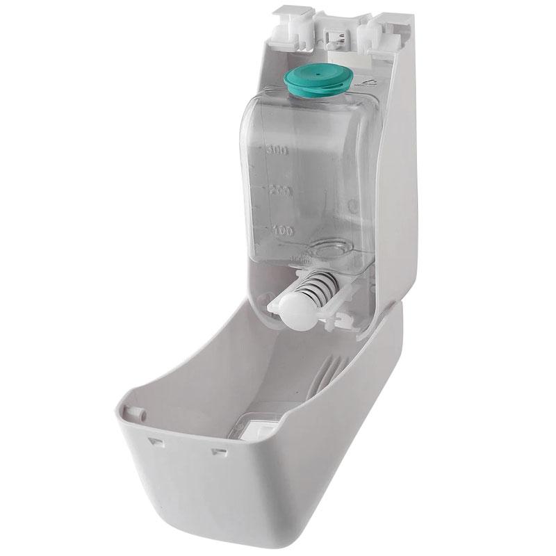 Дозатор рідкого антисептика і дезінфікуючих засобів Rixo Grande S369WS