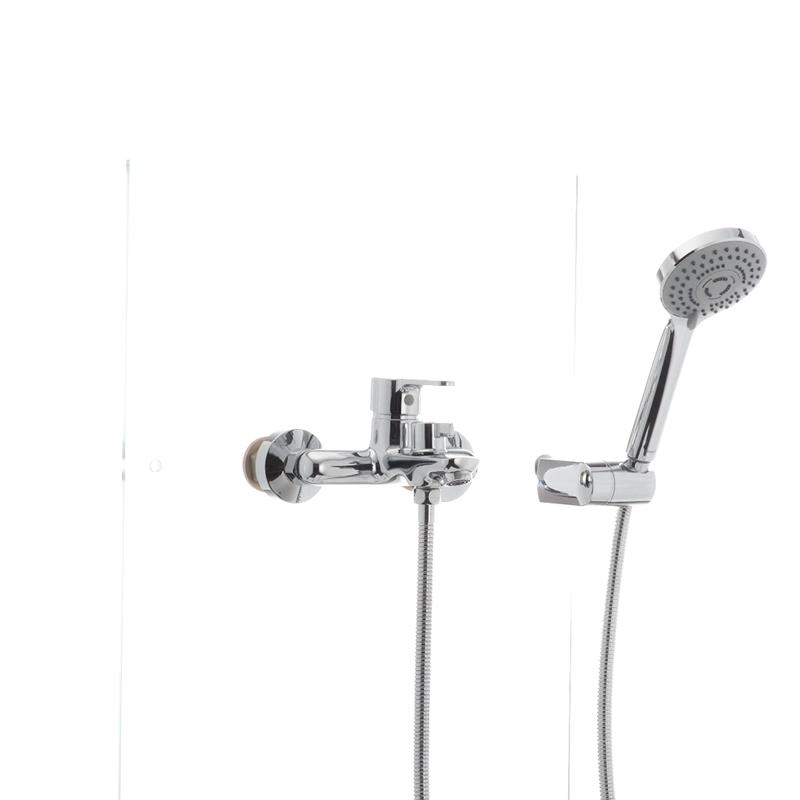 Смеситель для ванны IBERGRIF SQUARE M13222 (IB0025) - 1