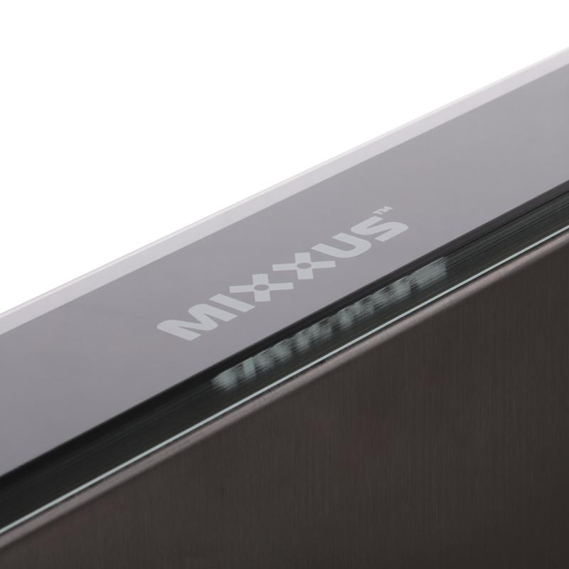 Мойка MIXXUS MX(304)7851-200x1.2-HM-GLASS (MX0574)