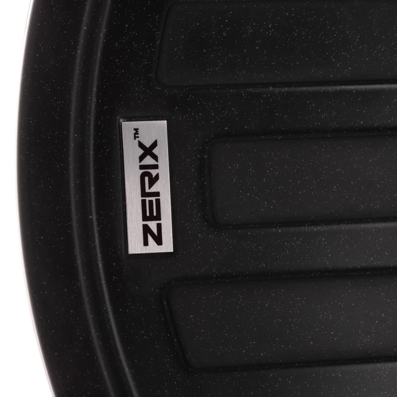 Мойка кухонная ZERIX ZS-6250R-03 Черная (ZX4548)