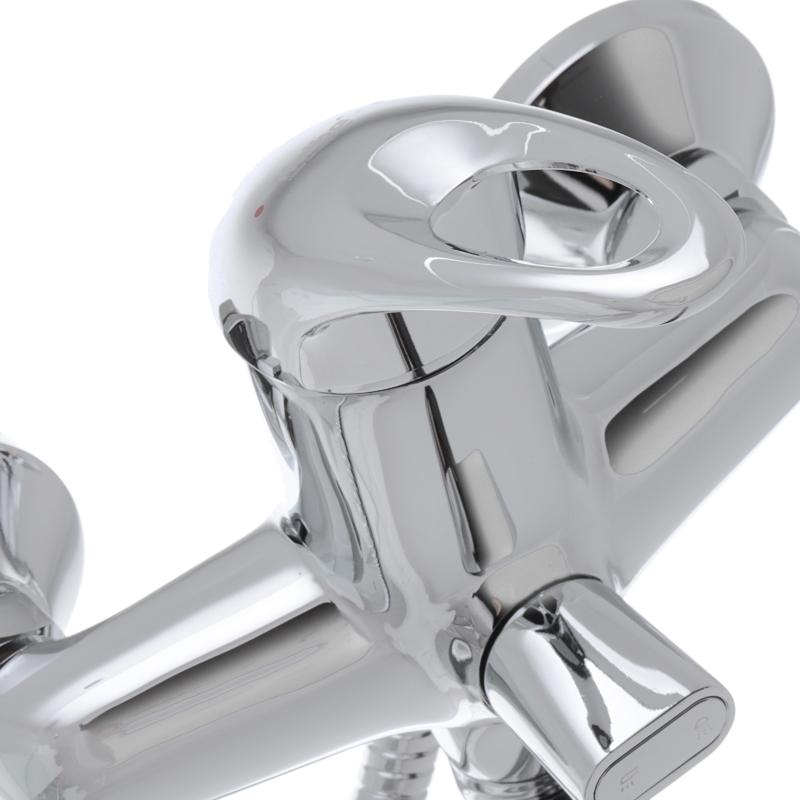 Змішувач для ванни HAIBA LUXOR 006 (HB0237)