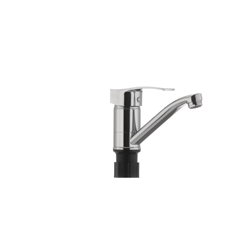 Смеситель для кухни Haiba ONIX 555 (излив 15 см) (HB0324) - 1