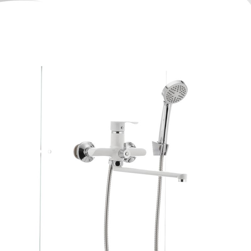 Смеситель для ванны MIXXUS COLORADO 006 белый (MI1639) - 1