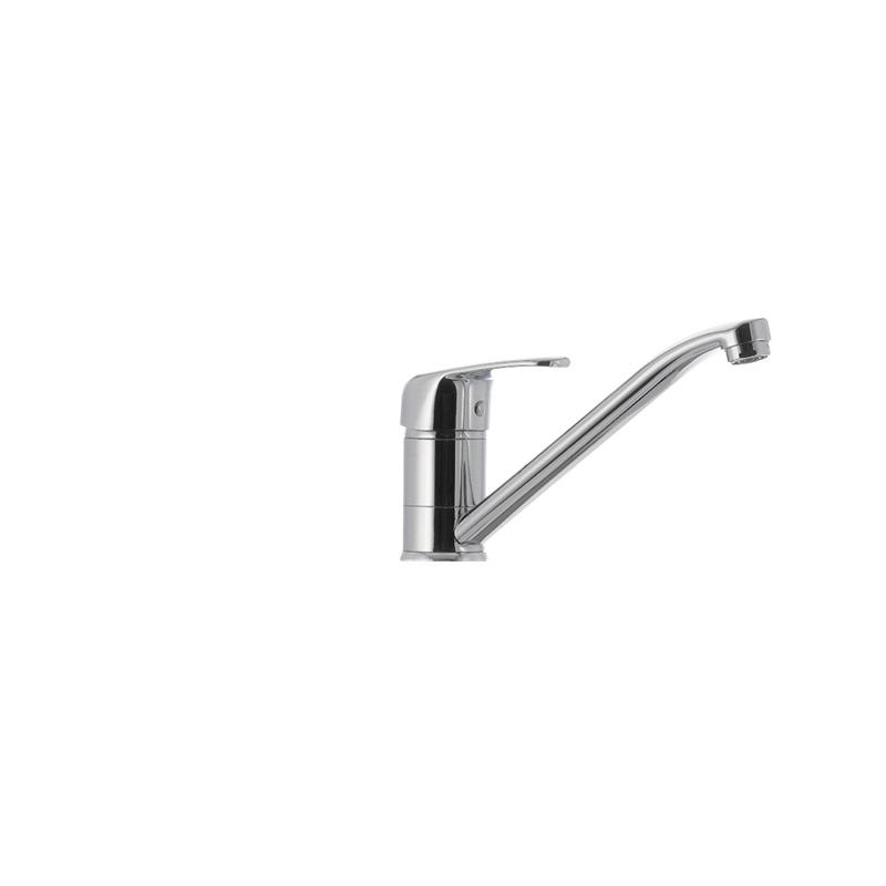 Змішувач для кухні Haiba MAGIC 004 з чорною ручкою (HB0687) - 1
