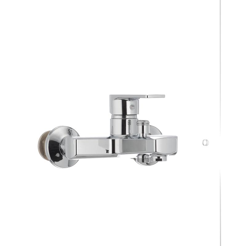 Змішувач для ванни PLAMIX Oscar-009 (без шланга і лійки) (PM0026) - 1