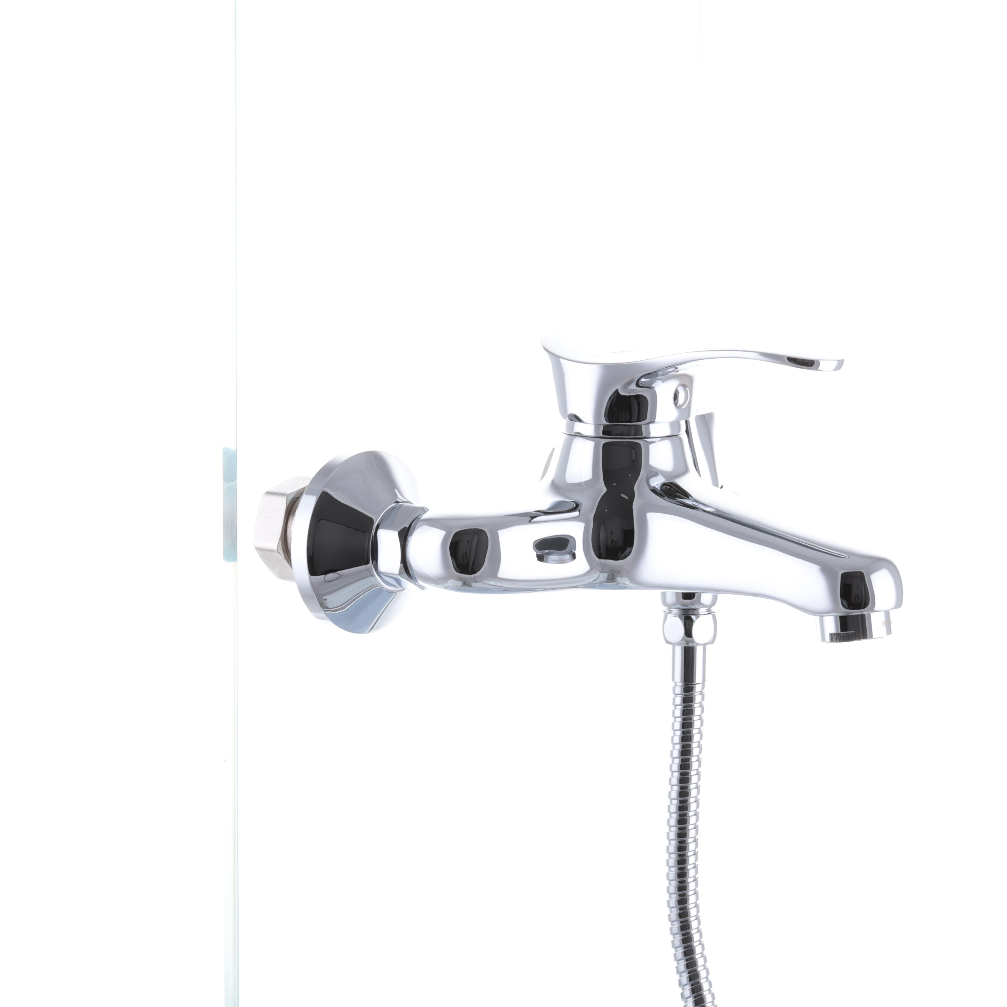 Смеситель для ванны HAIBA ERIS 009 (HB0101) - 3