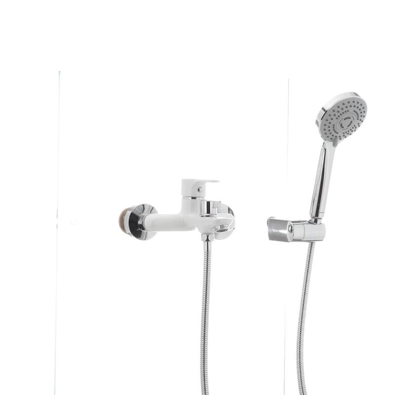 Змішувач для ванни IBERGRIF SQUARE M13222W (IB0033) - 4