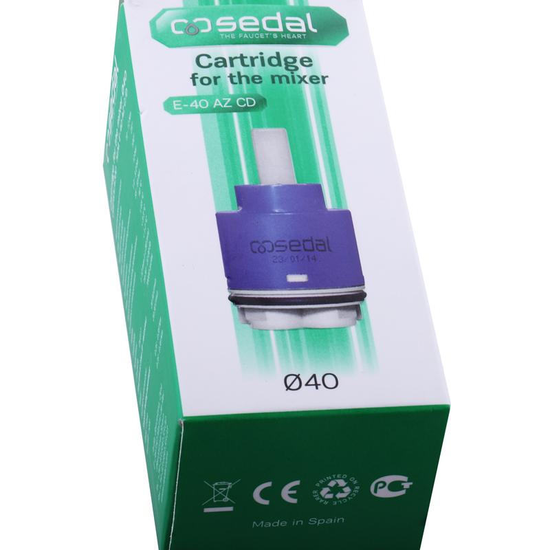 Картридж керамічний SEDAL (40 мм) LONG (SD0009)