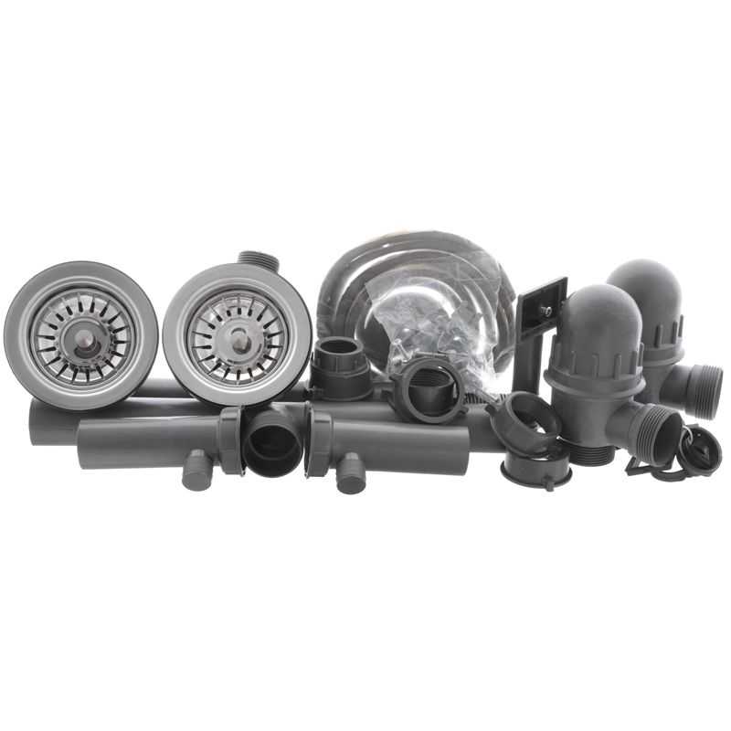 Мийка кухонна HAIBA 78x50 ARMONIA (decor) (HB0651)