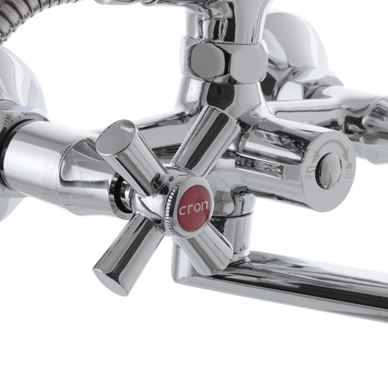 Змішувач для ванни CRON POLO 140 (CR0223)