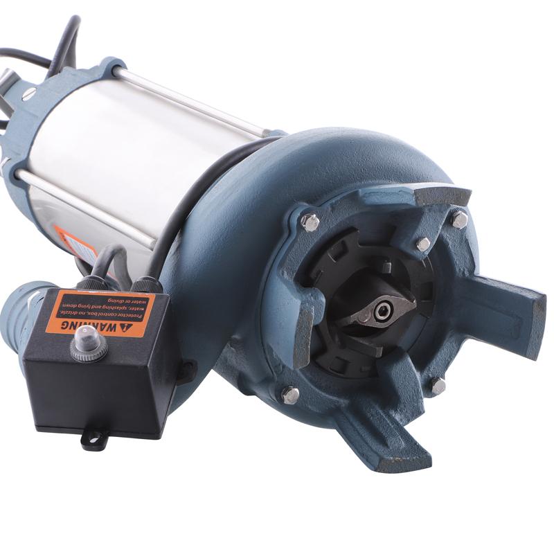 Насос дренажно-фекальный GRANDFAR GVSm15-11-1.5K2 1500Вт (GF1370)