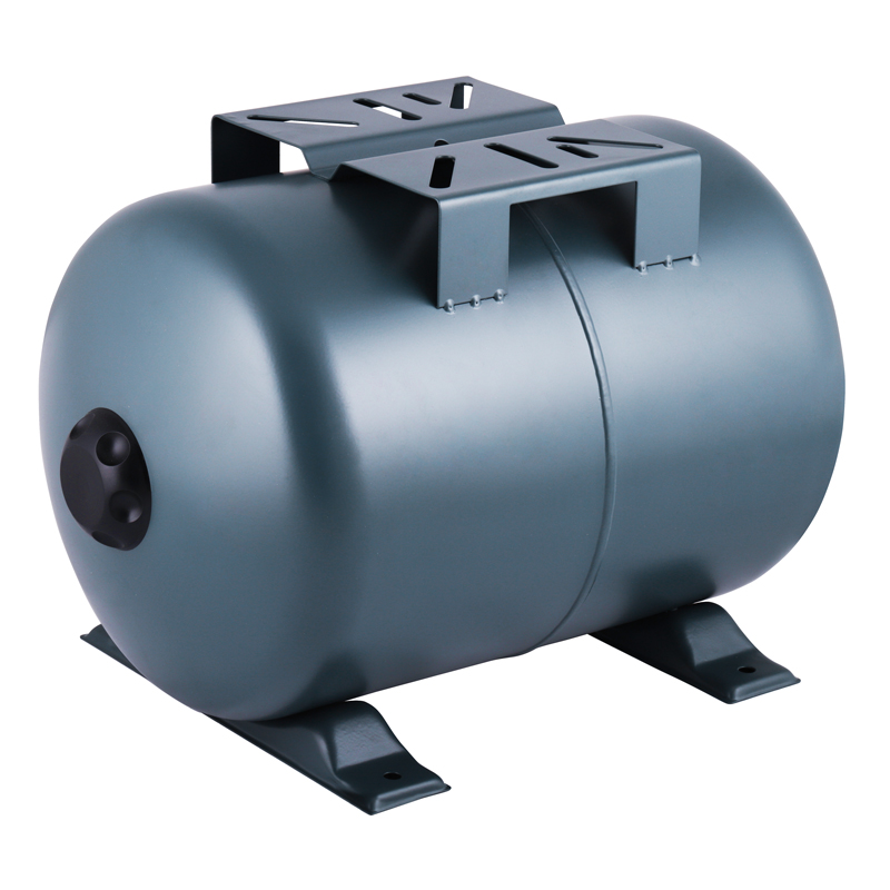 Гідроакумулятор для насосних станцій горизонтальний (24 л) GRANDFAR (GF1154)
