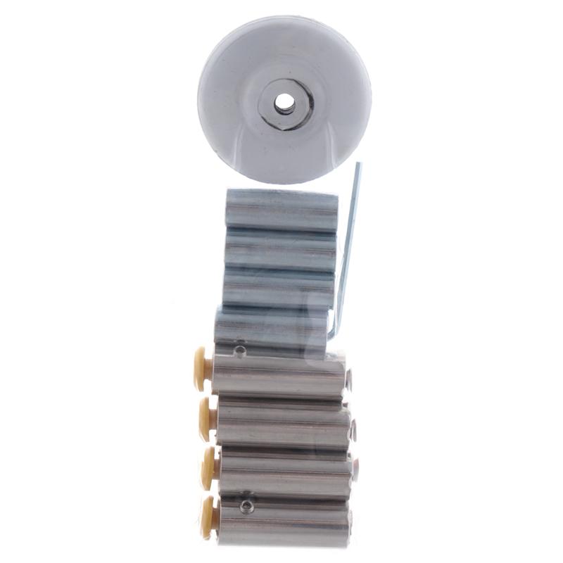 Полотенцесушитель из нерж. стали SUS304  ZERIX WPT-5080C (ZX4482)