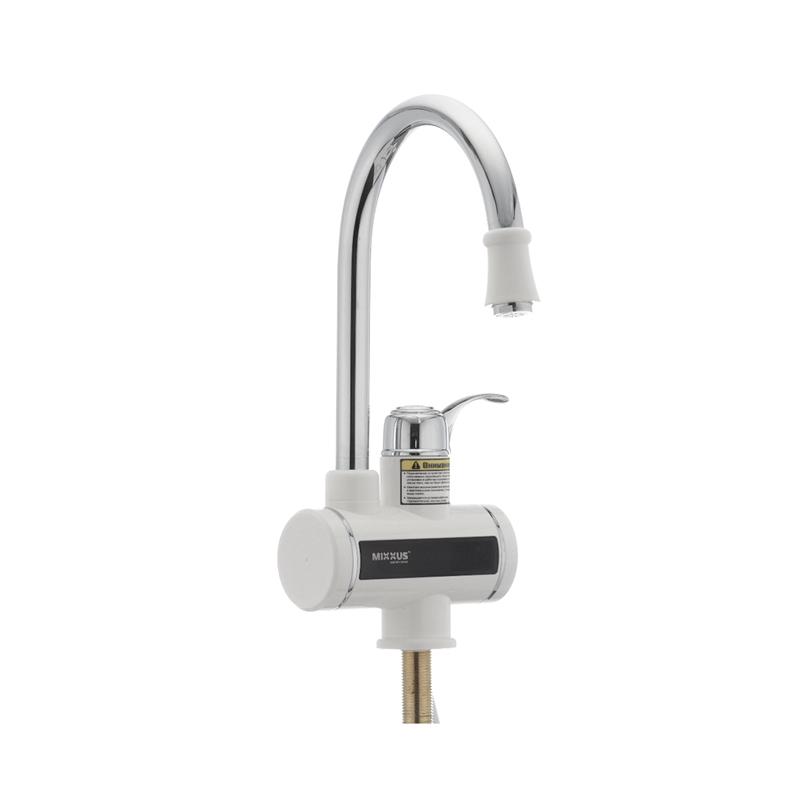 Проточный водонагреватель MIXXUS Electra 240-E (с индик. темп.) (MI2749) - 2