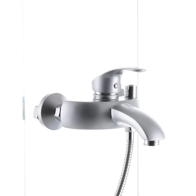 Смеситель для ванны HAIBA MARS 009 матовый (HB0260) - 3