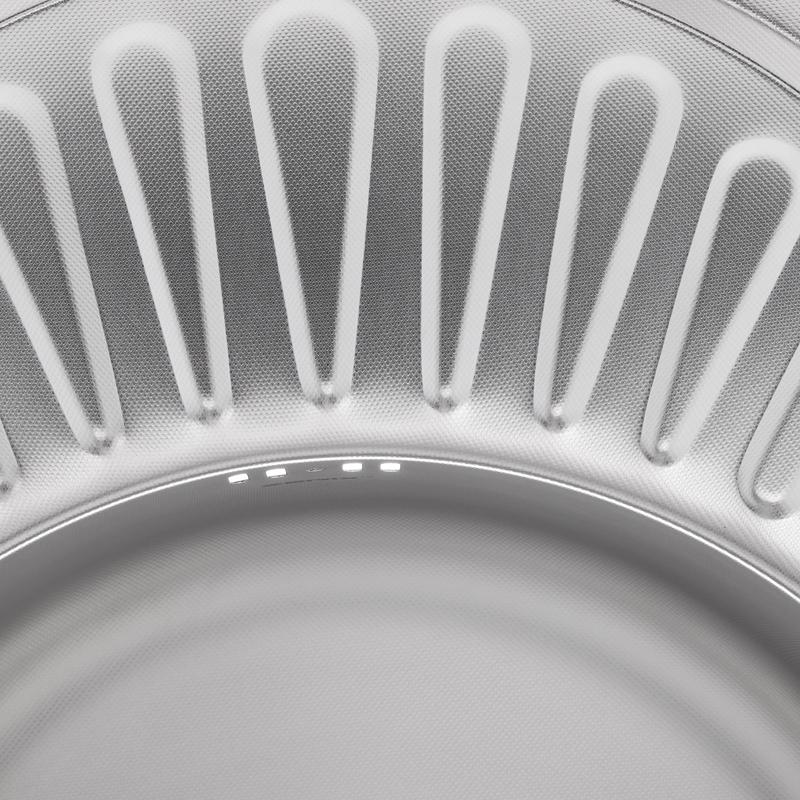 Мойка кухонная ZERIX Z5745-06-160MD (micro decor) (ZS0562)