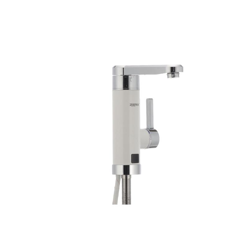Проточний водонагрівач ZERIX ELW30-E (з індик. темп.) (ZX2981) - 1