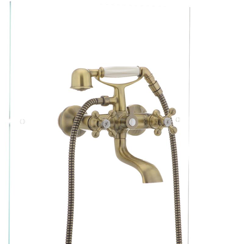 Смеситель для ванны IBERGRIF LUCCA M13052C (IB0057) - 1