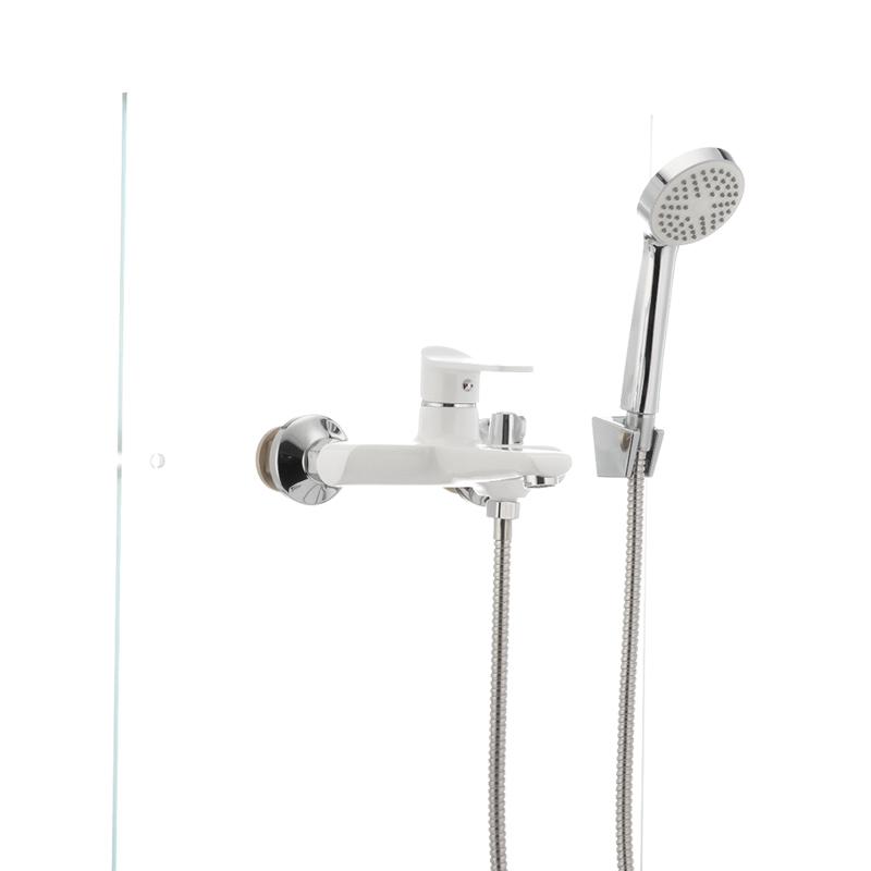 Смеситель для ванны MIXXUS DALLAS 009 белый (MX0029) - 1