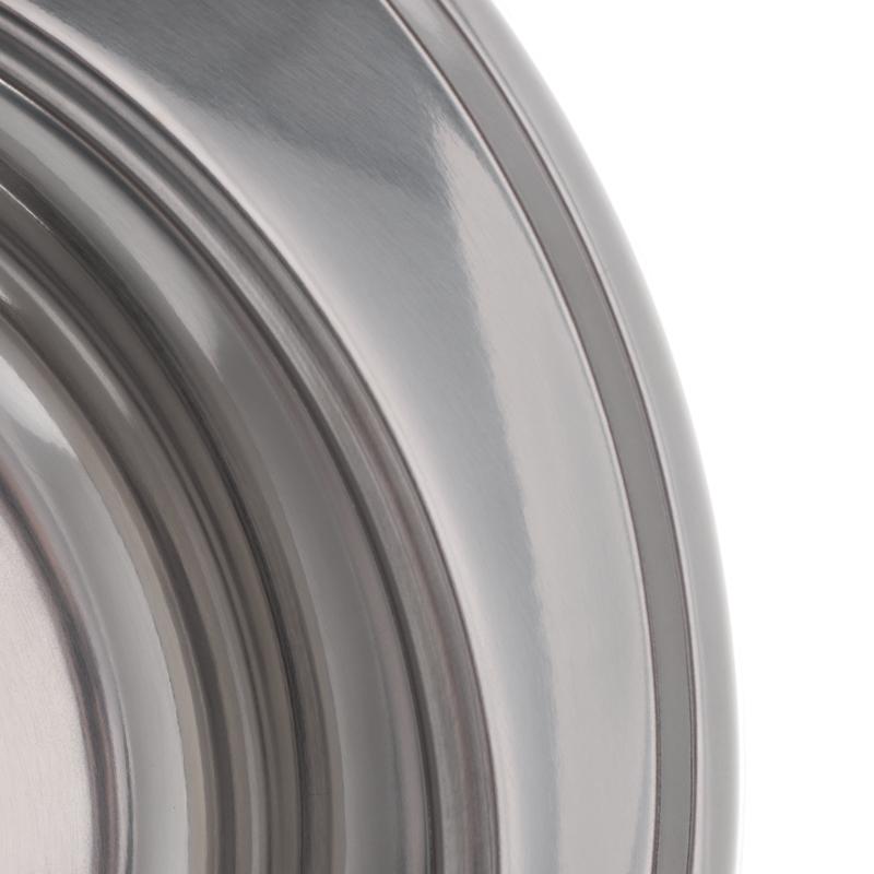 Мойка кухонная HAIBA 490 (polish) (HB0533)