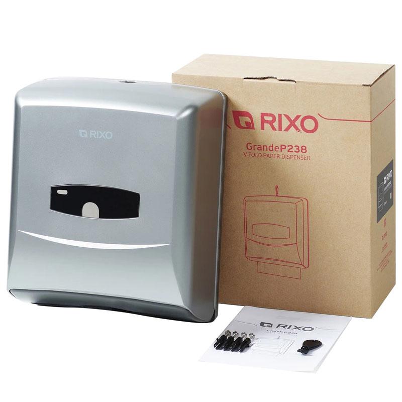 Диспенсер бумажных полотенец Rixo Grande (P238S)