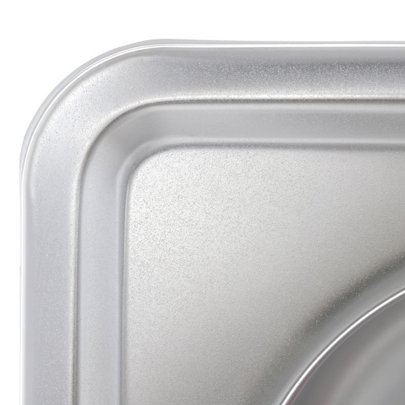 Мийка кухонна ZERIX Z6350-08-180E (satin) (ZM0563)