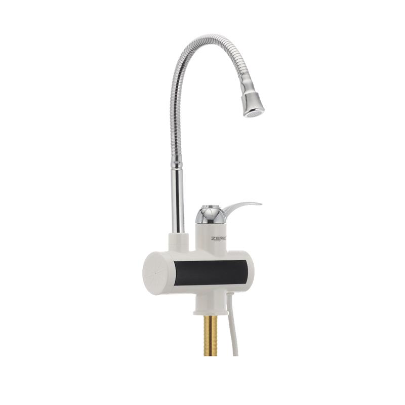 Проточний водонагрівач ZERIX ELW21-EF (з індик. темп.) (ZX2980) - 1