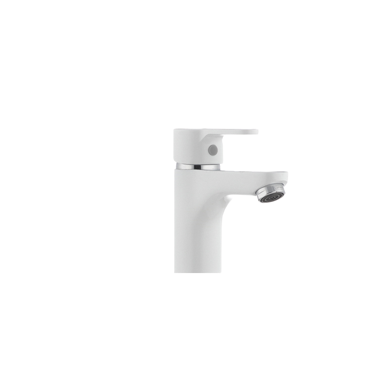 Змішувач для умивальника IBERGRIF SQUARE M11022W (IB0030) - 1