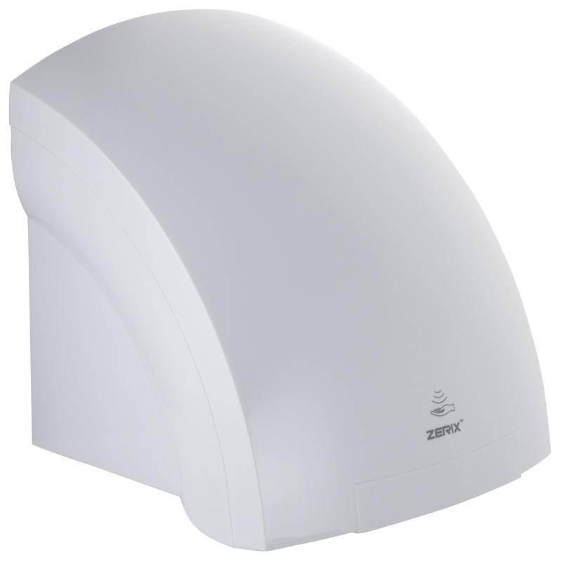 Сушилка для рук ZERIX HD-1800 автоматическая 1800Вт (ZX3243)