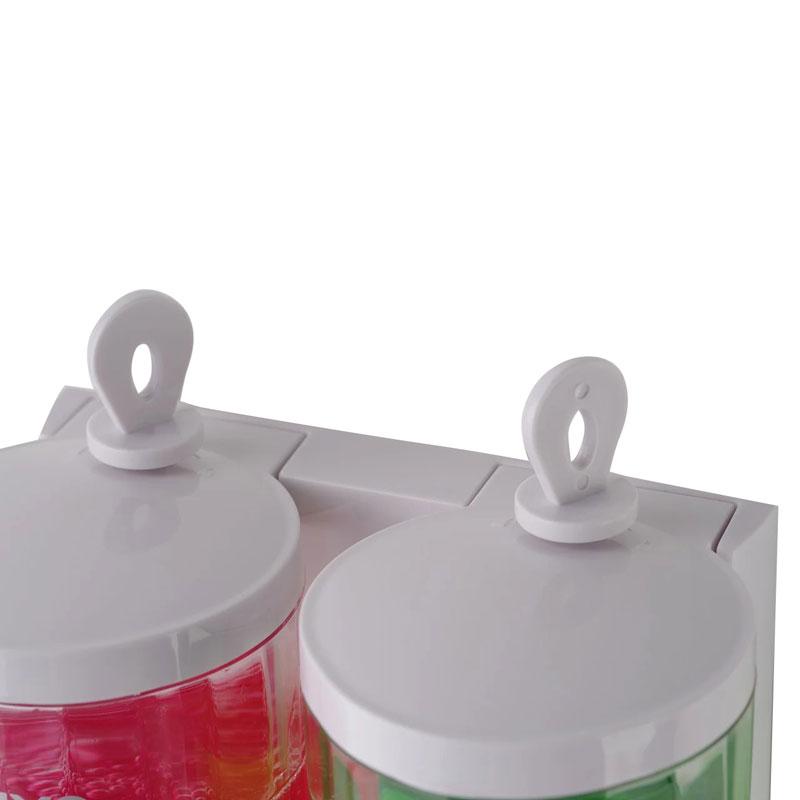 Дозатор жидкого мыла универсальный Rixo Lungo (SW006W)