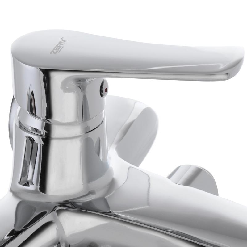 Смеситель для ванны ZERIX JXF3-A445 (ZX3259)