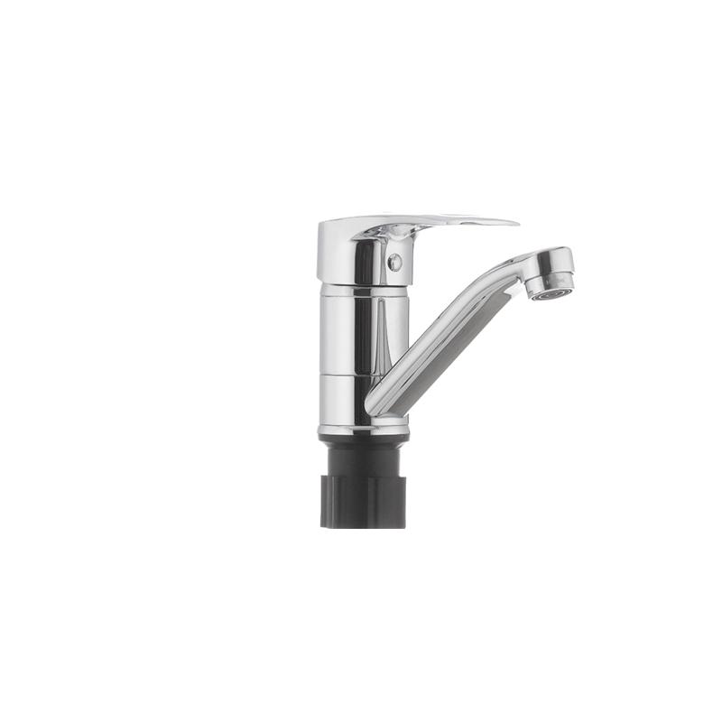 Смеситель для кухни Haiba GERMES 555 (излив 15 см) (HB0143) - 2