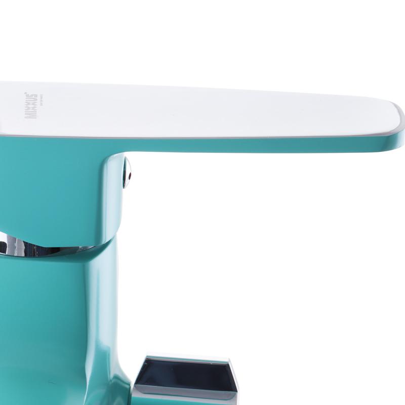 Змішувач для ванни MIXXUS MISSOURI 006 бірюзовий (MI1625)