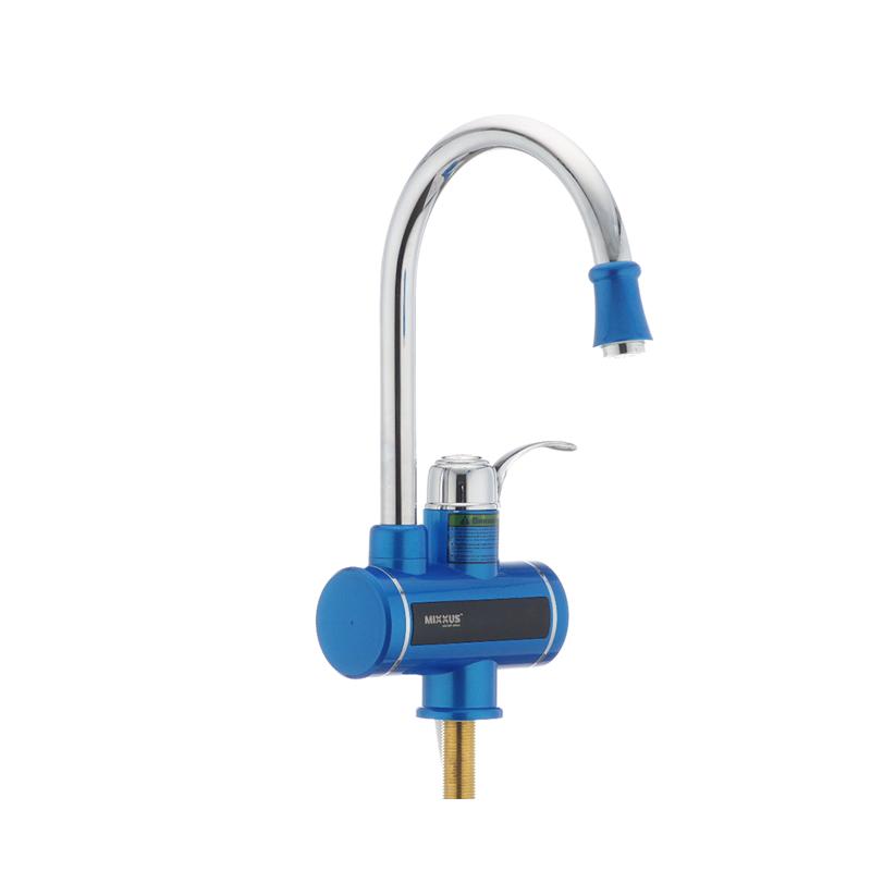 Проточный водонагреватель MIXXUS Electra 240-E Blue   (с индик. темп.) (MI2747) - 2