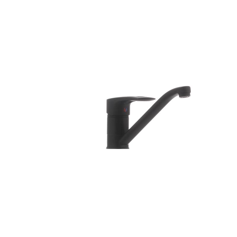 Змішувач для кухні Haiba HANSBERG 004 чорний (HB0178) - 2