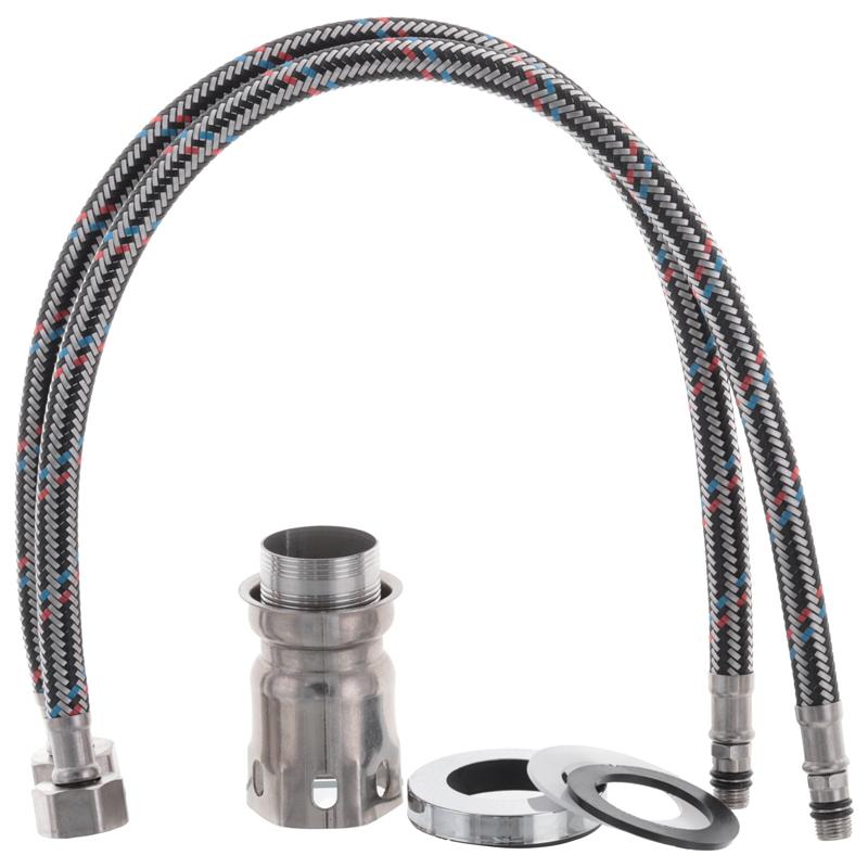 Смеситель для кухни CHAMPION SUS-011 REFL серый (CH0294)