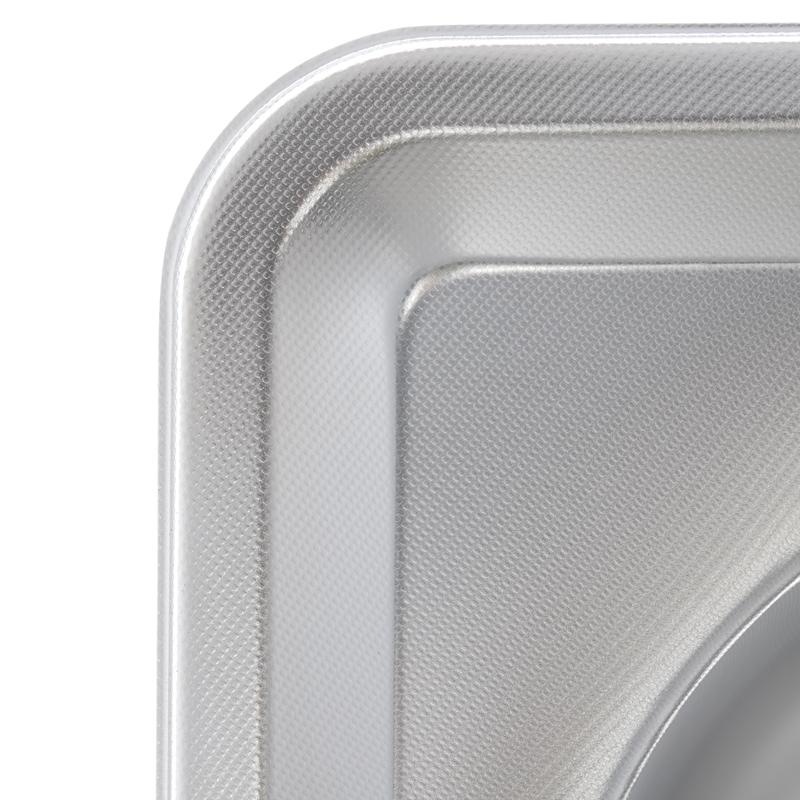Мийка кухонна ZERIX Z6350-08-180MD (micro decor) (ZS0572)