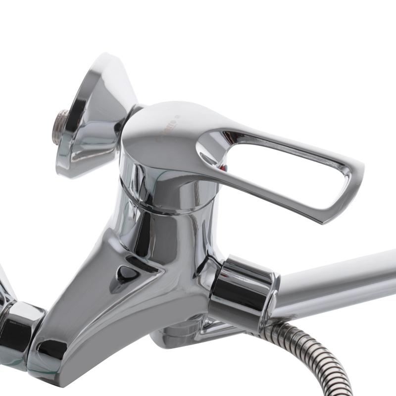 Смеситель для ванны G-FERRO HANSBERG 006 (GF0006)